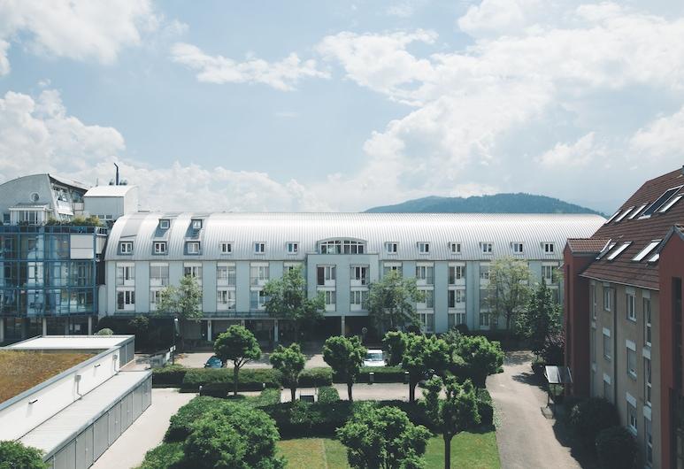 StayInn Freiburg Hostel & Guesthouse, Freiburga Breisgavā, Naktsmītnes teritorija