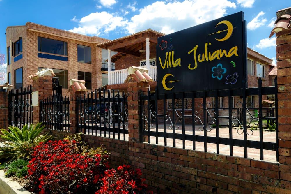 Apart Hotel Campestre Villa Juliana