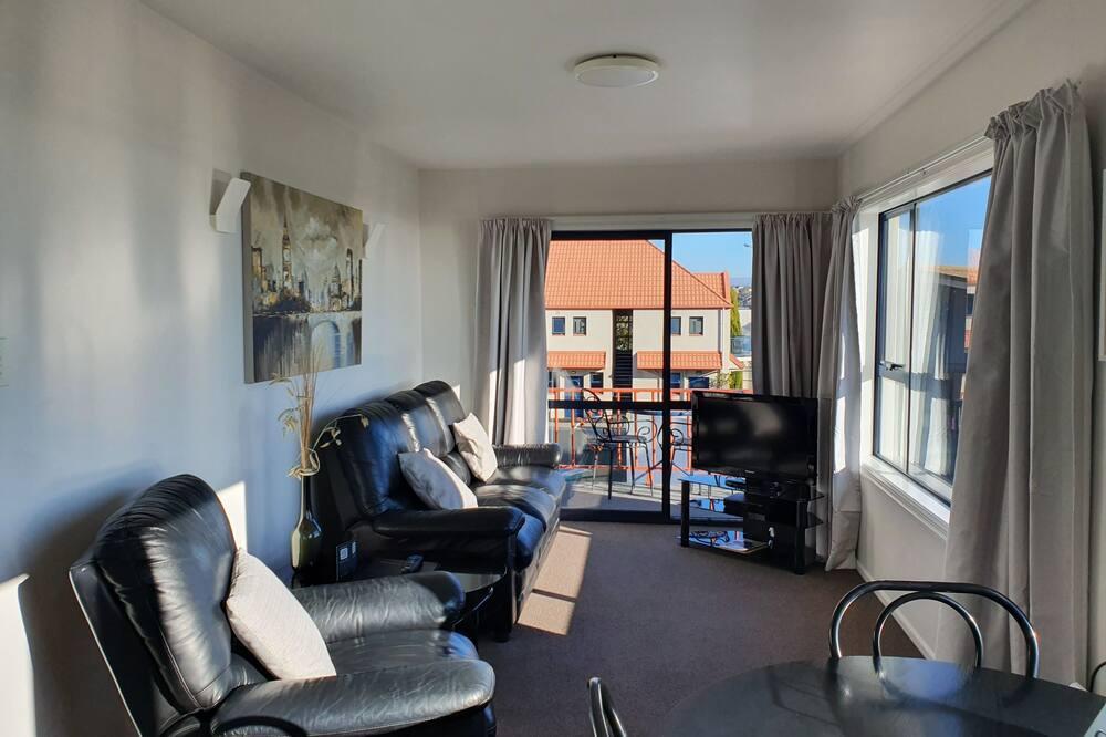 Superior-Suite, 1 Schlafzimmer - Wohnbereich