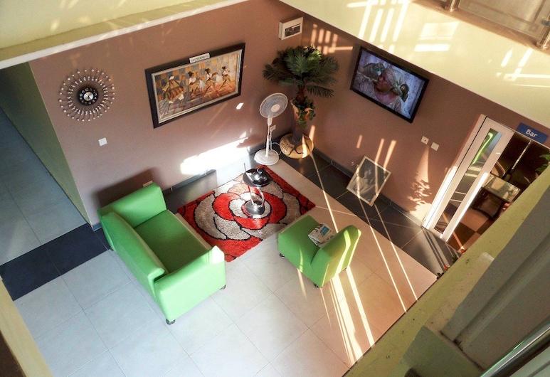 جاتفيو هوتل, لاغوس, منطقة الجلوس في الردهة