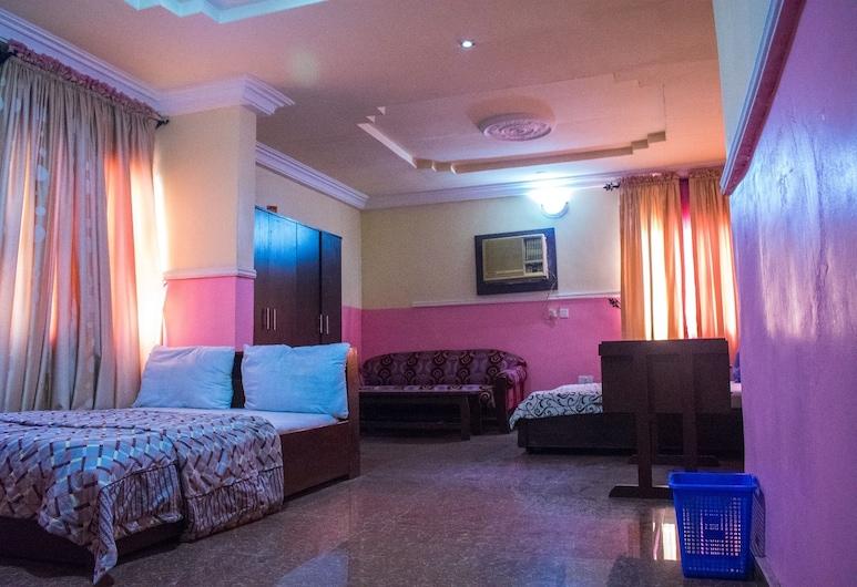 Maria Suites, Lagos, Rodinný apartmán, Hosťovská izba
