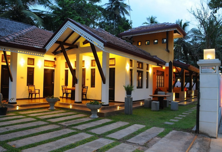 Sayo Villa, Negombo