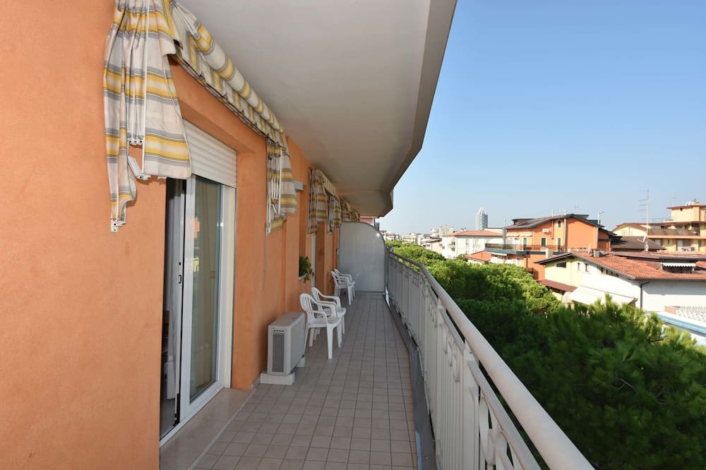 高級公寓, 2 間臥室 - 陽台
