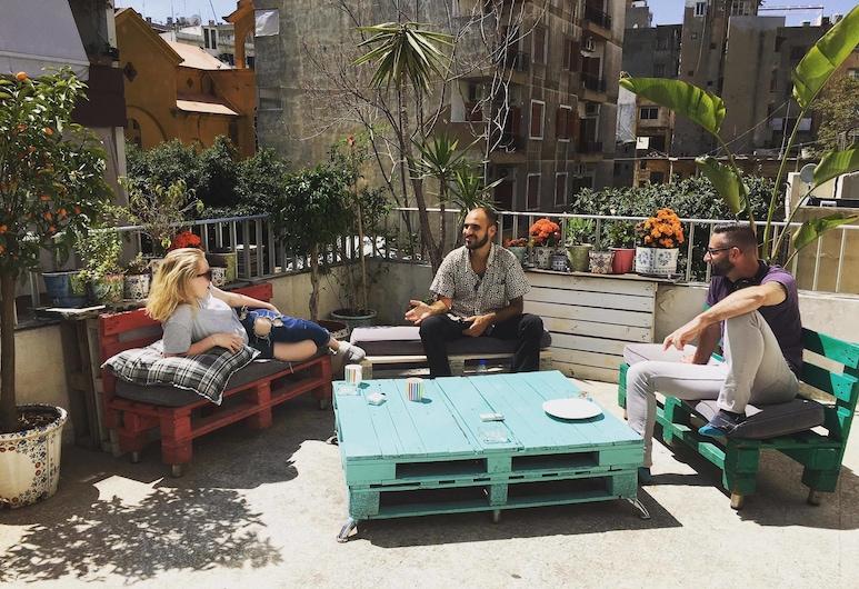 Hostel Beirut, Beirut, Terrace/Patio