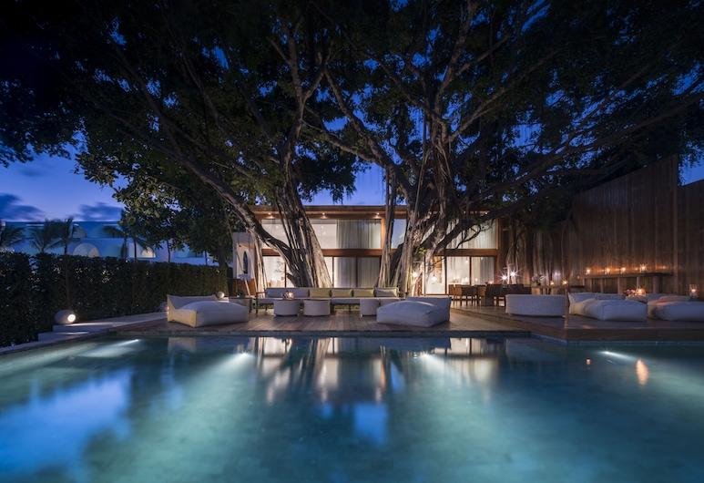 薩拉蘇美島夏文海灘渡假村, 蘇梅島, 總統別墅, 2 間臥室, 私人泳池, 海濱, 客房