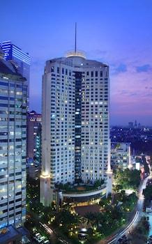 Nuotrauka: AYANA Midplaza JAKARTA (fka Intercontinental Jakarta), Džakarta
