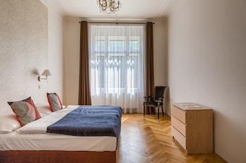 Prag bölgesindeki Apartments 39 Wenceslas Square resmi