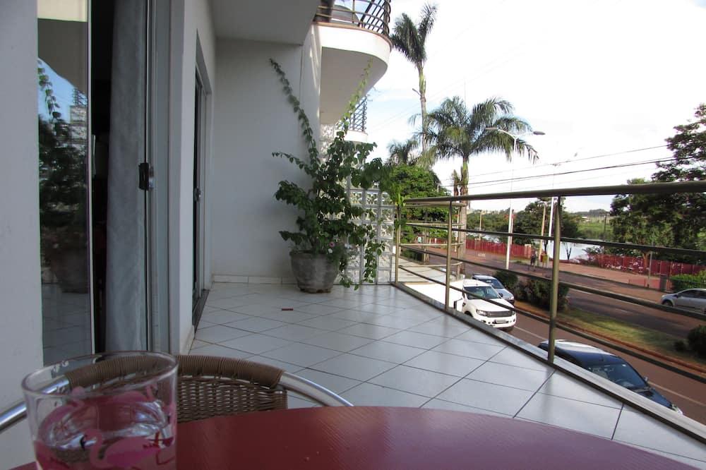 Kamar Standar, 4 kamar tidur, non-smoking, ensuite - Balkon