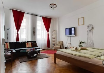 프라하의 멜란트리치오바 아파트먼트 사진
