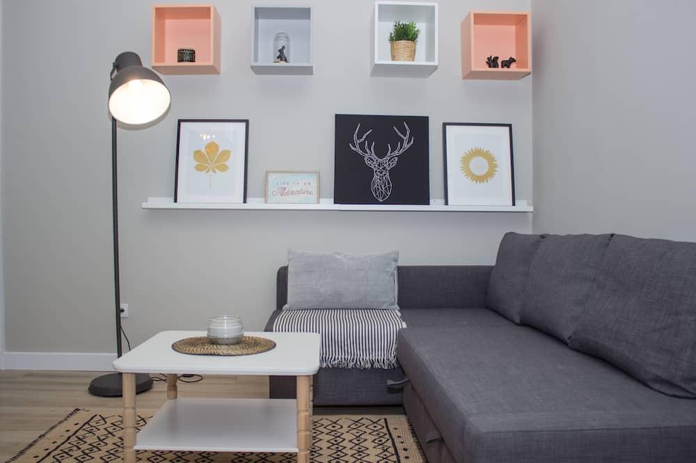 Apartament rodzinny, 2 sypialnie - Wyżywienie w pokoju