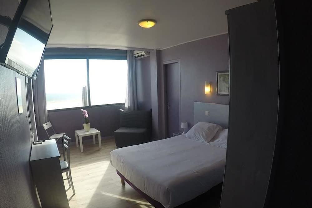 Tweepersoonskamer, Uitzicht op zee - Kamer