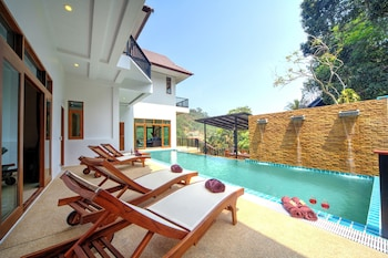 Picture of Patong Hill Estate Seven 7 Bed Ultra Luxury Pool Villa in Patong