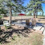 Owl Pine Cabin 1552 by RedAwning