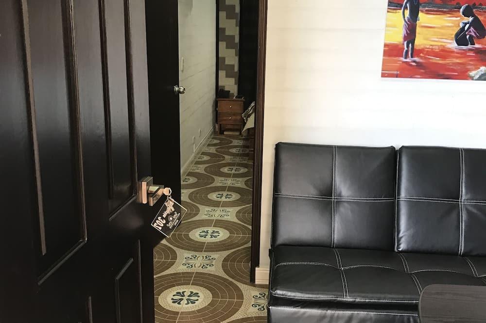 Standard-Dreibettzimmer - Wohnbereich