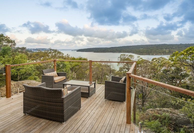 Royal National Park Cottages, Audley, Outdoor Dining