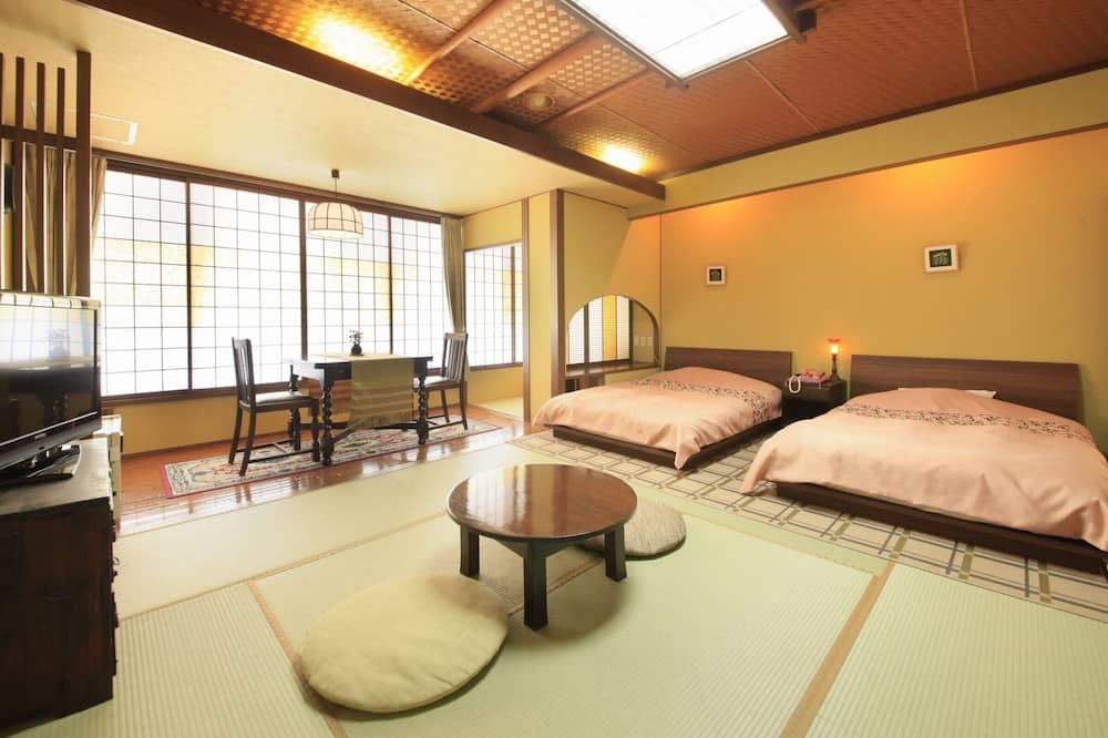 Chambre Tradition (12.5 tatami mats with twin bed) - Chambre
