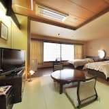Chambre Tradition (8 tatami mats with twin bed) - Chambre