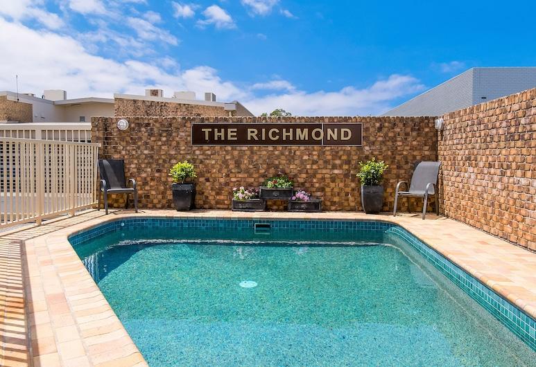 Richmond Motor Inn, Ballina, Außenpool