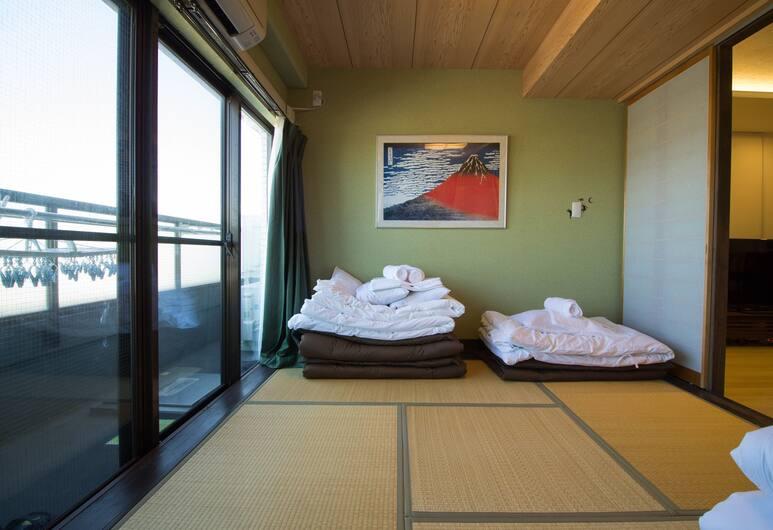 インターシティ大阪サービスアパートメント, 大阪市, ファミリー アパートメント 3 ベッドルーム キッチン, 部屋