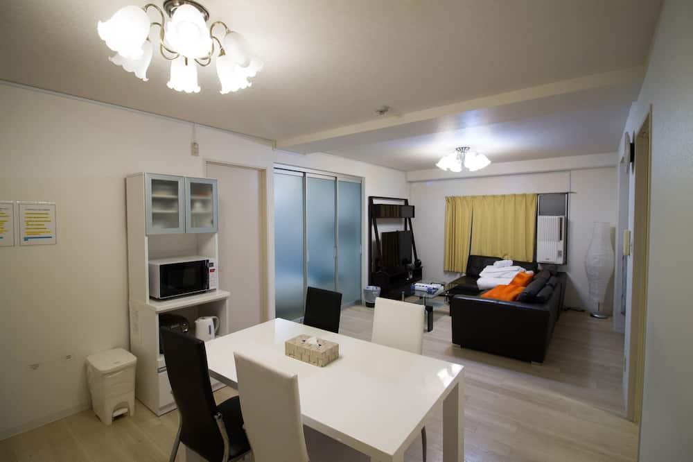 Luksushuoneisto, 2 makuuhuonetta ( 902 ) - Oleskelualue