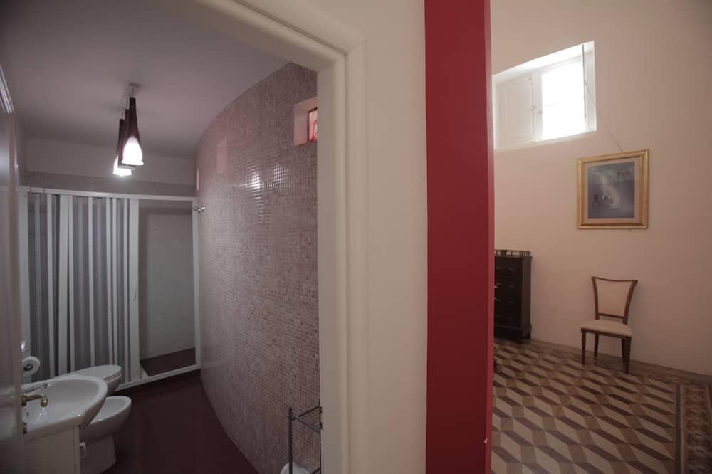 家庭客房, 2 間臥室, 相連客房 - 浴室