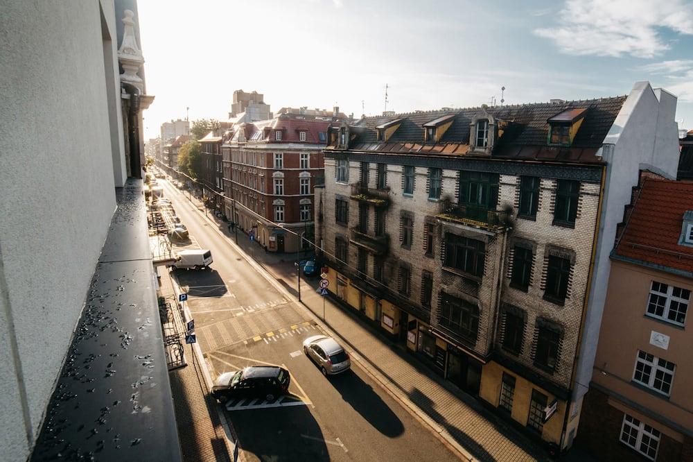 標準單人房 - 街景