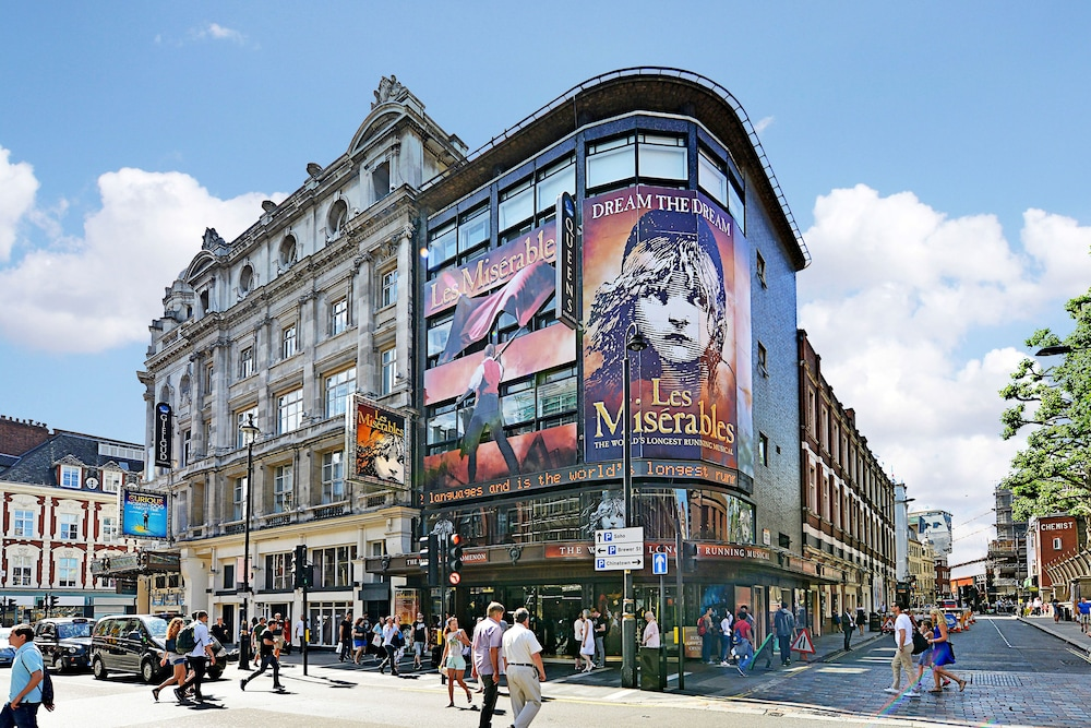 The Leicester Square Collection (Londres, Reino Unido) : Hoteles en ...