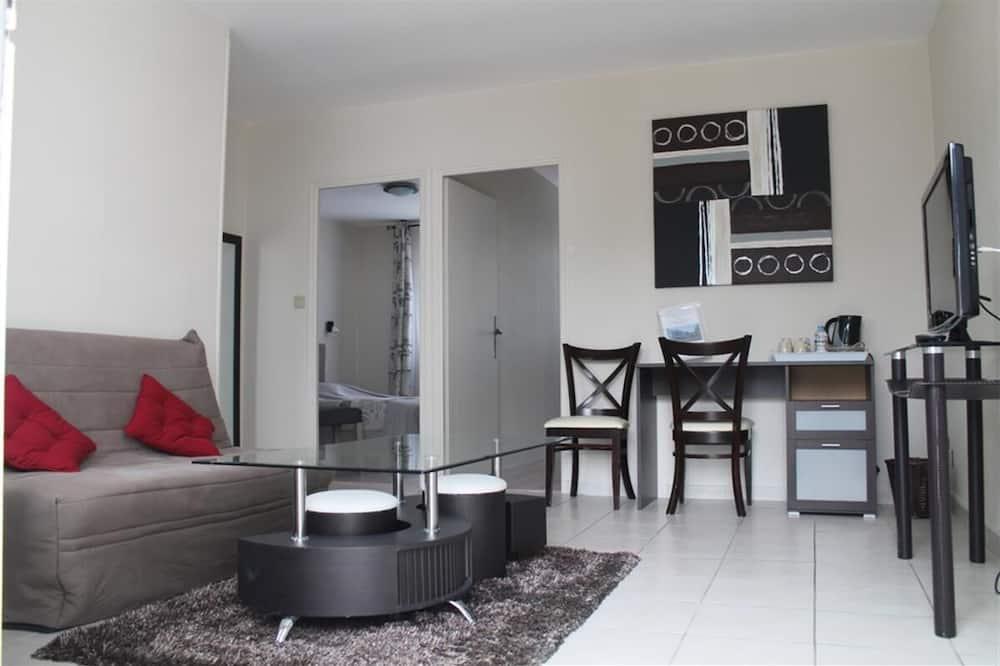 Сімейний номер-люкс, 2 спальні - Житлова площа