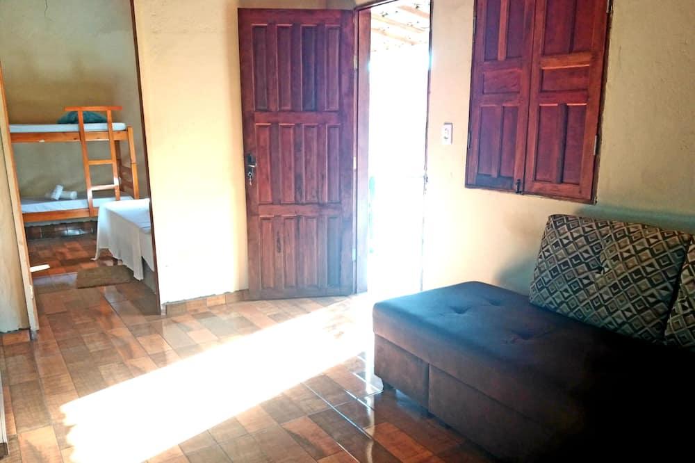 Familienhaus, 2Schlafzimmer, Küche - Wohnbereich