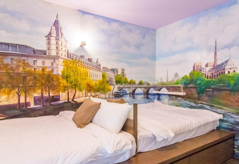 Kaohsiung Rouen, Kaohsiung, Dvojlôžková izba typu Business, 1 spálňa, Hosťovská izba
