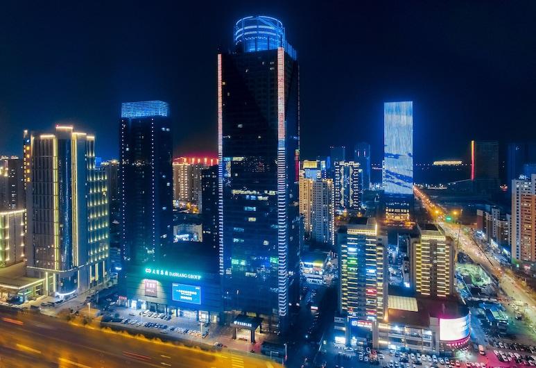Grand New Century Hotel, Qingdao, Fachada do Hotel