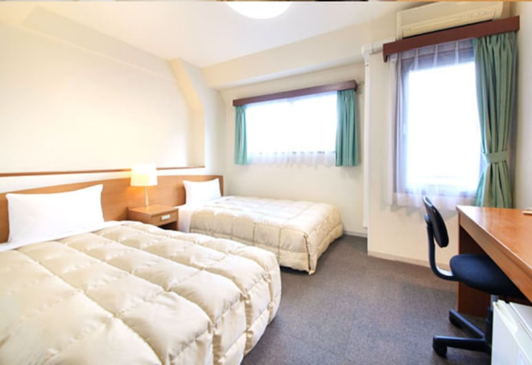 Fuchu Urban Hotel Main, Fuchu, Twin Room, Non Smoking, Guest Room