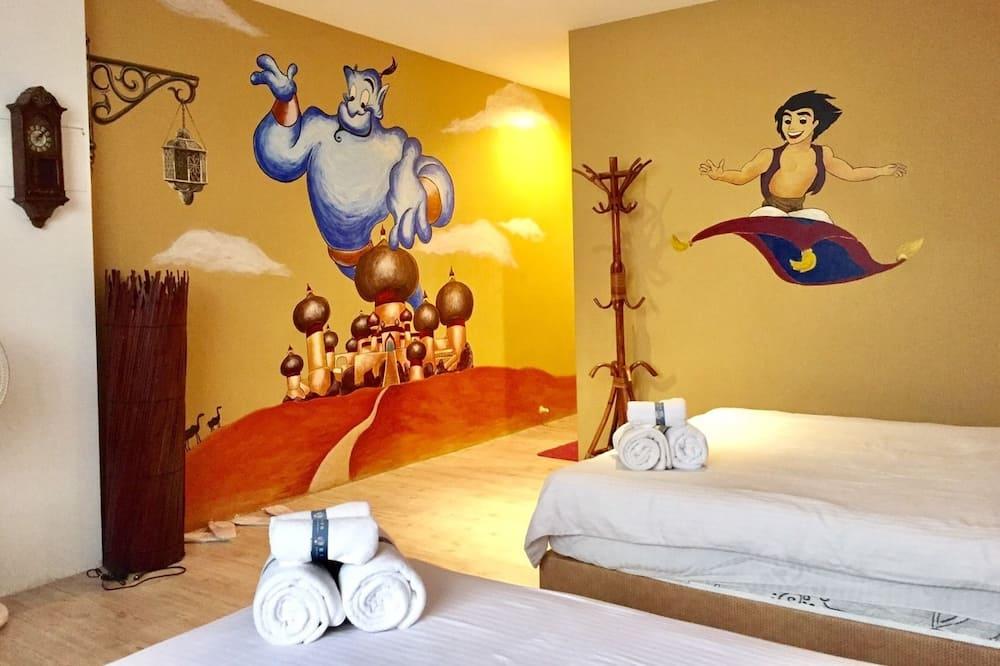 舒適雙人房, 1 間臥室 - 兒童主題客房