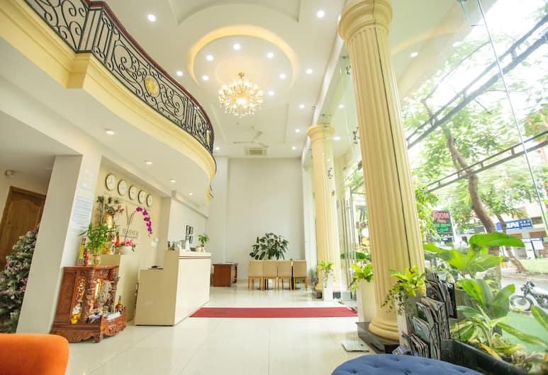 7S Hotel The Seventh, Ho Chi Minh City, Lobby
