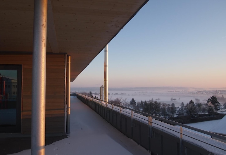 HOTEL 2050, Rutesheim, Balkon