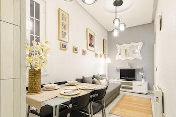 Billede af Apartment Gran Vía Jardines Sol i Madrid