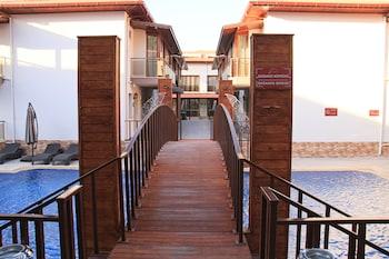 Gambar Dolphin Apart & Hotel di Ortaca