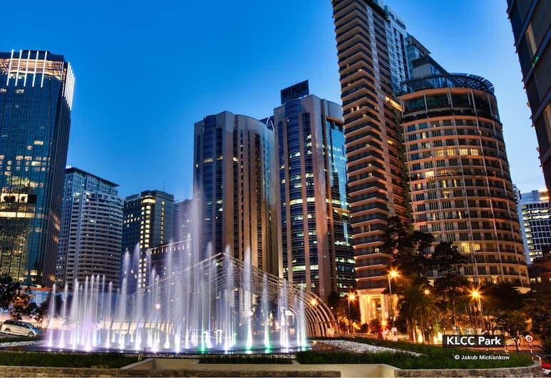Hotel Sunbeam Palm, Kuala Lumpur, Exterior
