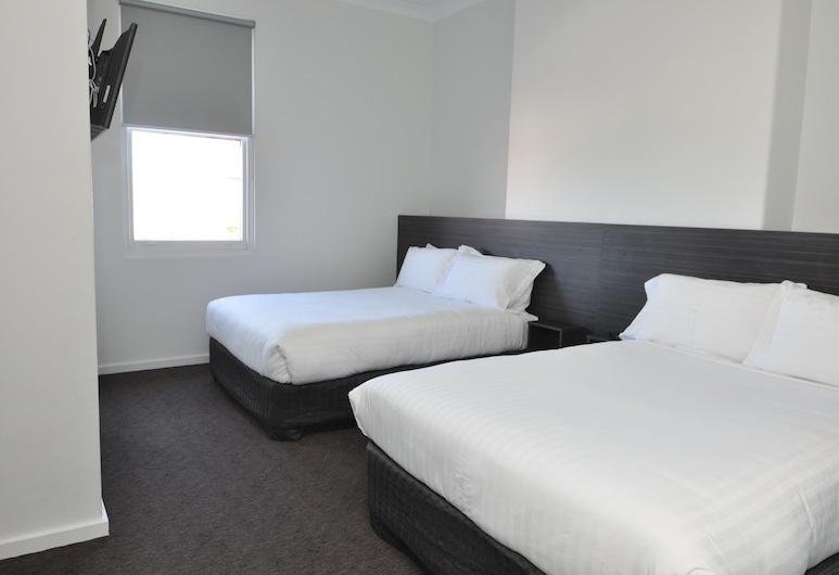Queens Head Hotel, Βόρειο Χόμπαρτ, Deluxe Δωμάτιο, Δωμάτιο επισκεπτών