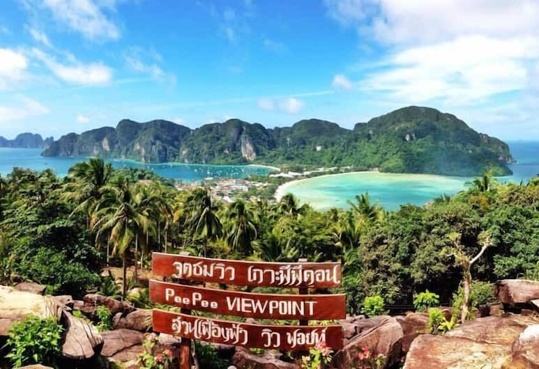 Coco's Guesthouse, Ko Phi Phi, Family Room, Mountain View