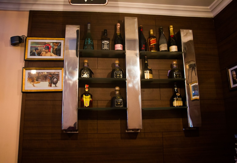 Precinct Comfort Services, Ikoyi, Lagos, Bar del hotel