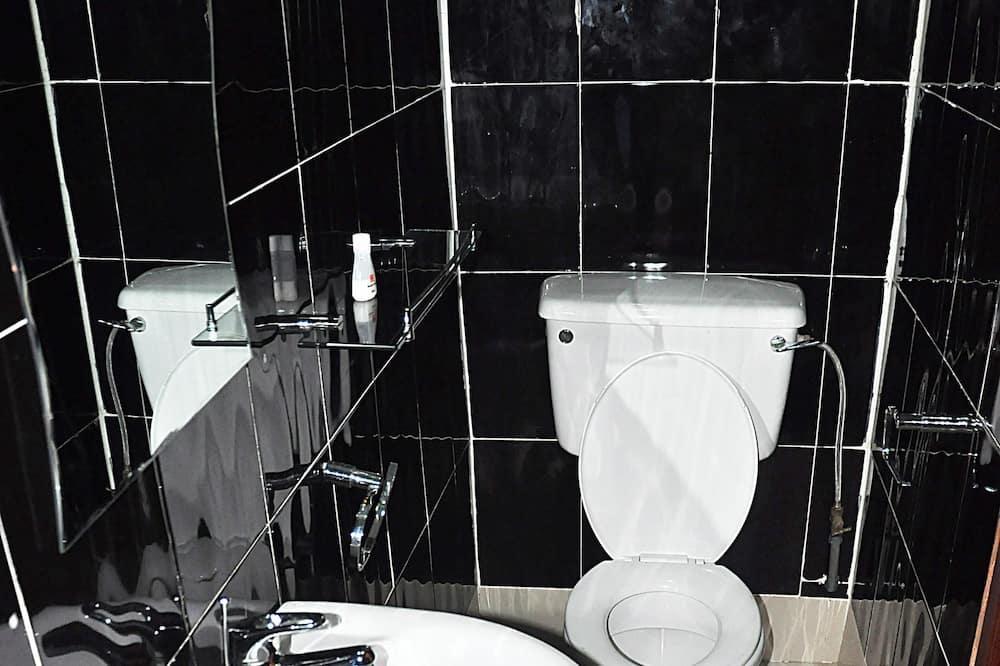 豪華客房, 1 張標準雙人床 - 浴室