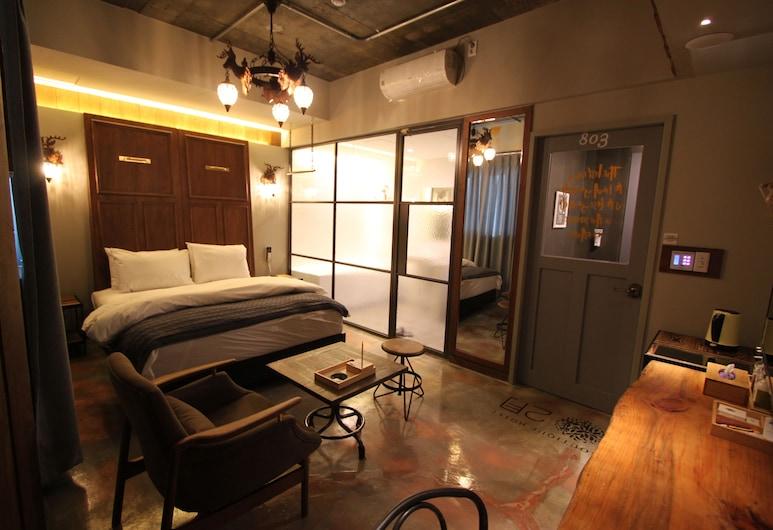 February Hotel Sungseo, Daegu, Kamar Tamu