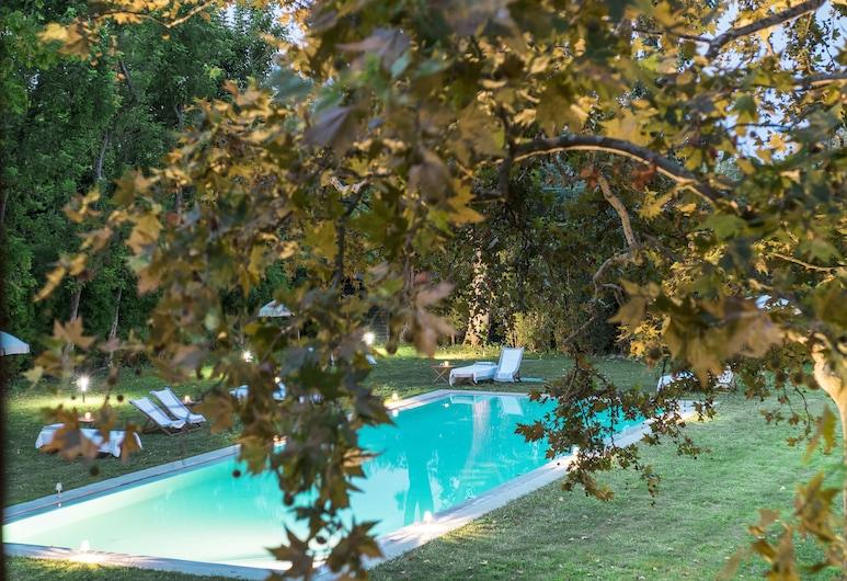La Barchessa di Villa Pisani, Lonigo, Ulkouima-allas