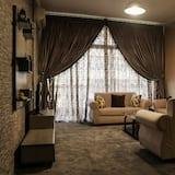 Deluxe-Suite, Meerblick - Wohnzimmer