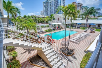 last minute hotel deals pompano beach
