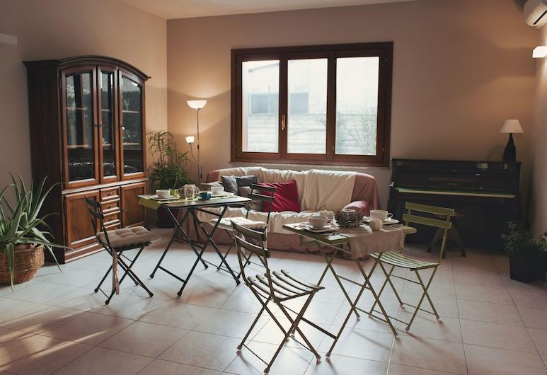 B&B Il Faggio Rosso, Brescia, Entrada Interior