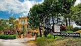 hôtel Ripatransone, Italie
