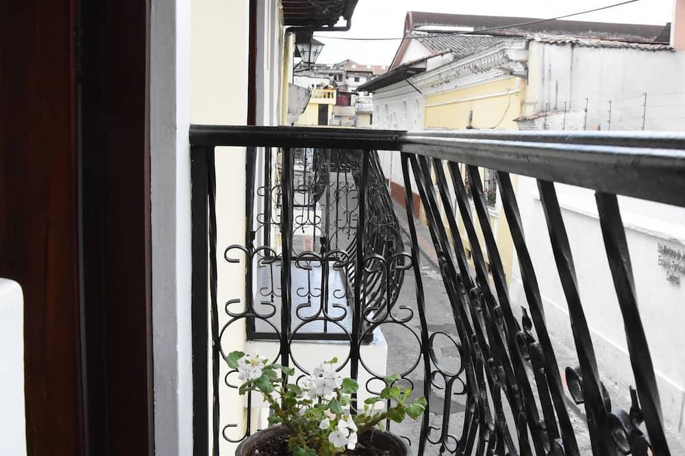 Classic Tek Kişilik Oda, Balkon - Balkon