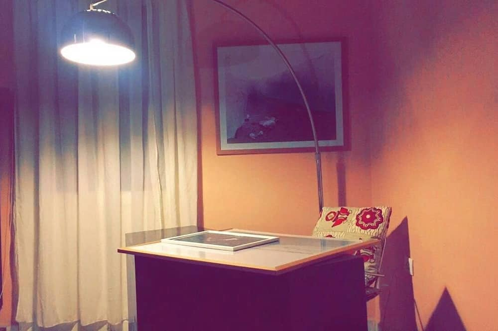 雙人房, 共用浴室 - 客廳